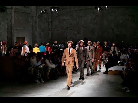 Prada Fall/Winter 2017 Men's and Women's Show