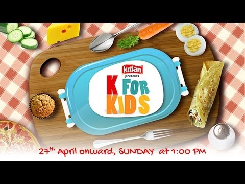 K for Kids Promo 21 April 2014 01 PM