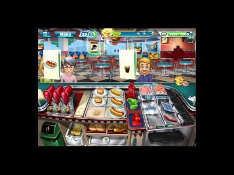 Cooking Fever [iPad Gameplay] Level 38
