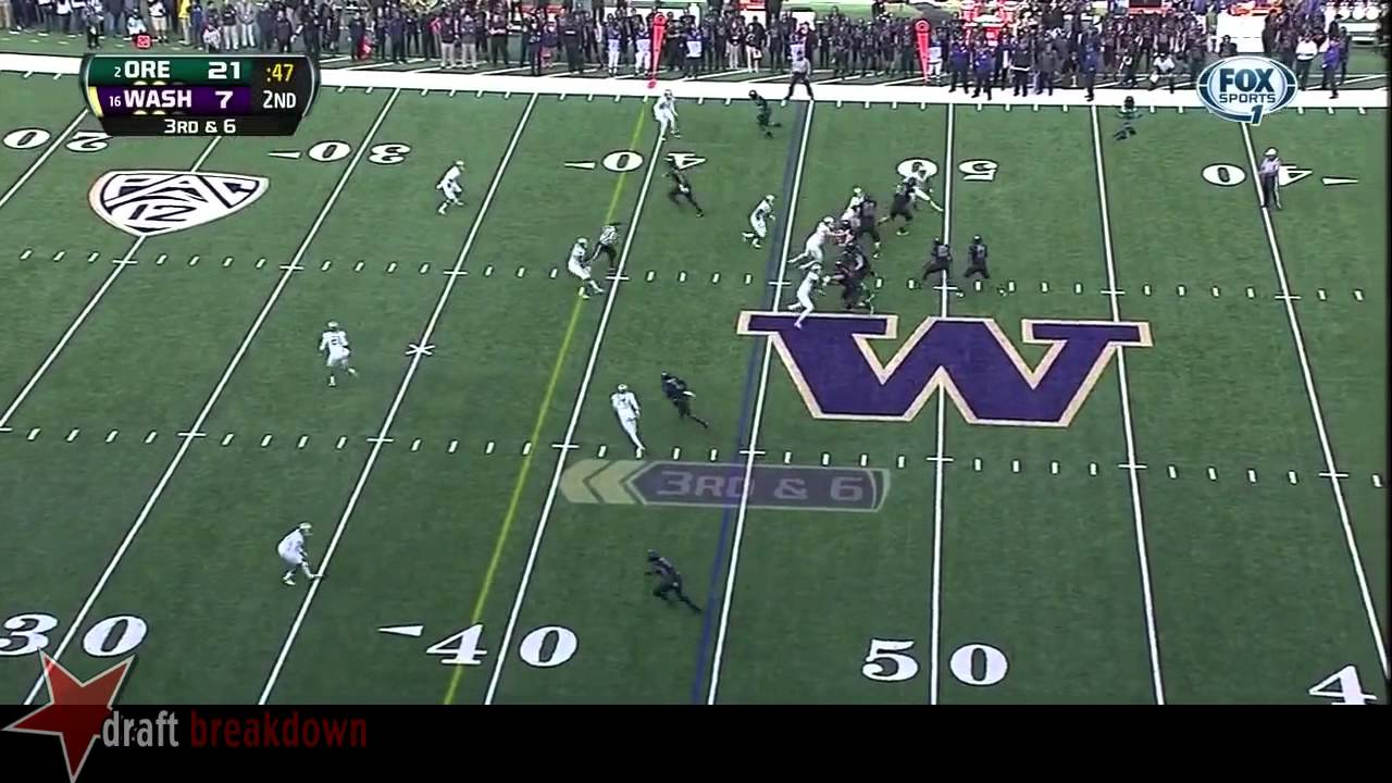 Derrick Malone vs Washington (2013)