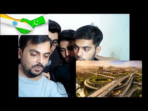 Pakistani reacts to Top 10 Mega Projects in India.