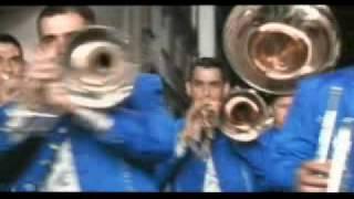 video y letra de Los puritos huesos por La Arrolladora Banda El Limon