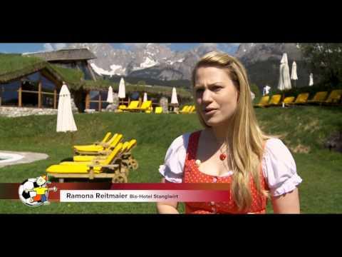 Bio-Hotel Stanglwirt - Top Video