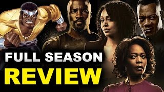 Luke Cage Season 1 Review by Beyond The Trailer