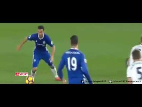 FT Chelsea 2 - 1 Tottenham Hotspur | Minggu 27 November 2016