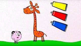В этом эпизоде вы узнаете много интересных фактов о том как получаются разные цвета, как раньше получали краски.Наука для детей - Смешарики Пин-Код - интересные факты о растениях, о технике, передаче информации, о человеке, о Земле, физических и химических явлениях.  Наука для школьников может показаться скучной, но с эпизодами Пин-Кода от Смешариков учиться легко и интересно. Эпизоды из серий подойдут также и для маленьких детей. Ведь все научные факты сопровождаются занимательным анимационным видеорядом. Физика для детей от Смешариков - это весело и познавательно!