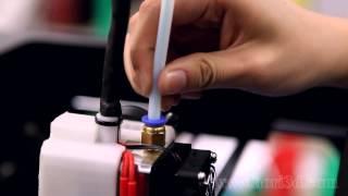Распаковка и установка 3d принтера hori
