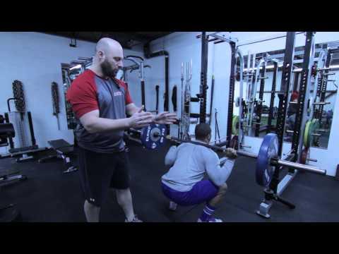 Comment bien faire un Squat avec Sean Thomas Erlington et Antoine Hamelin
