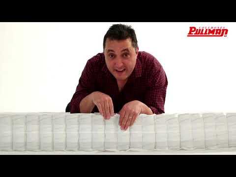 """Colchón Pullman en Caja   Tecnología """"Pocket Inside"""" de última generación"""