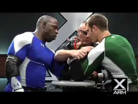 X-TREME ARM WRESTLING!