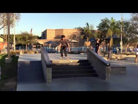 Westchester Skate Plaza Montage 3