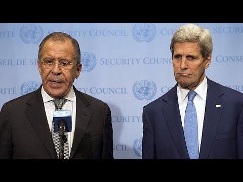 Κέρι-Λαβρόφ: Συνάντηση με φόντο τις επιδρομές- «Άγκαθι» το μέλλον του Άσαντ