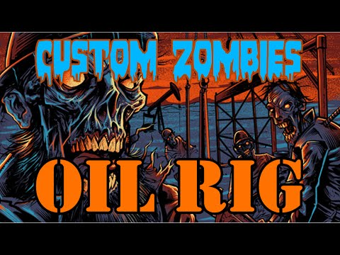 Call of Duty Custom Zombies: Oil Rig ★ Part One ★ The No Jug Blues