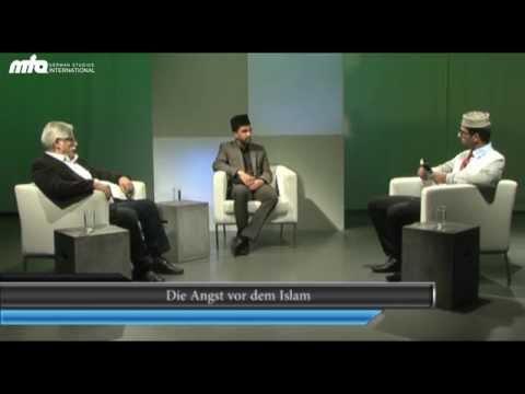 Berlin Talk - Die Angst vor dem Islam - Islam Ahmadiyya Deutschland