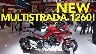 5. New Ducati Multistrada 1260!