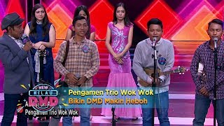 Video ASYIK! Pengamen Trio Wok Wok Bikin DMD Makin Heboh - New Kilau DMD (19/12) MP3, 3GP, MP4, WEBM, AVI, FLV April 2019