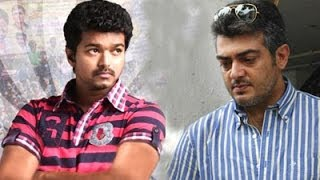 Ajith praised Vijay's Song