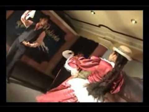 Estampa de Cuecas - Danza folklorica de Bolivia