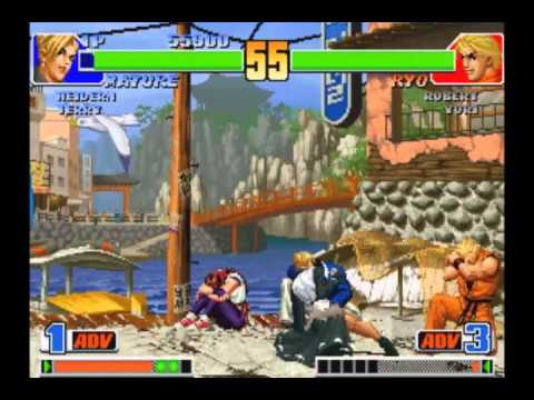 the king of fighters 98 psx iso