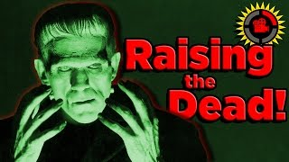 Video Film Theory: Yes, Frankenstein can RAISE THE DEAD! MP3, 3GP, MP4, WEBM, AVI, FLV Oktober 2018