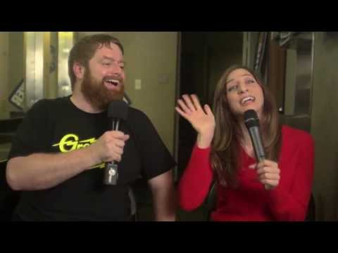 Inside Joke Interviews Chelsea Peretti