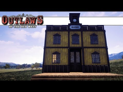 Saloon #2, Cowboy Counselling And Banks | Outlaws of the Old West | Part 8