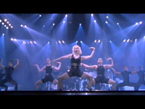 "MADONNA ""Vogue"" [Blond Ambition Tour]"