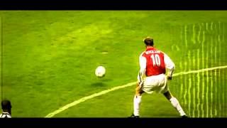 Dennis Bergkamps unglaubliches Tor gegen Newcastle