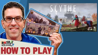 Watch It Played is a series designed to teach and play games. In this episode we're going to learn how to play the Scythe expansion: Invaders From Afar.