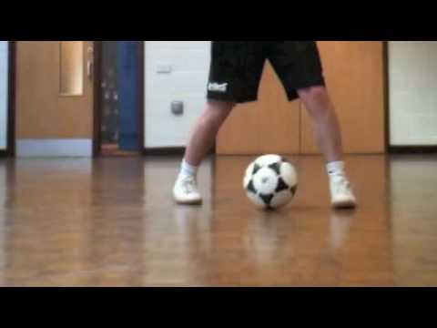 Soccer Skills: How to Do the Heel to Toe Fake Pass