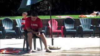 Lifeguard on iPod - Distraction