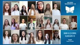 """Invitații Zilei - Corul Liceului """"Varlaam Mitropolitul"""
