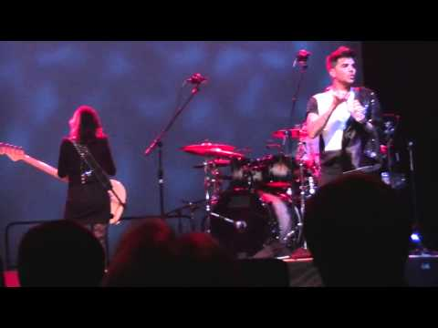 Adam Lambert-Lay Me Down, Kickin' In, Trespassing-12/31/13 NYE-Winstar World Casino