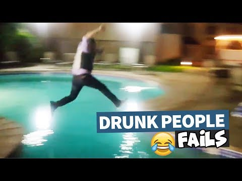 Ambitious Drunk People Fails | Drunk Fails Compilation 2018 😂😂😂