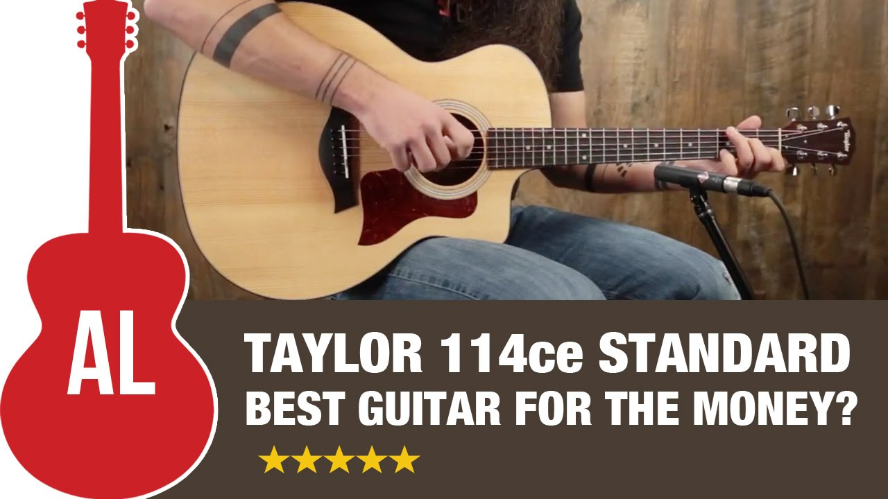 Taylor 114ce – Best guitar for the money?