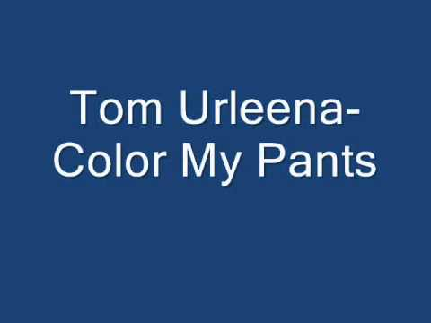 Color My Pants