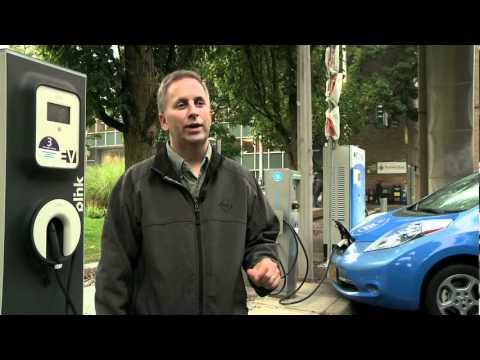 Electric Vehicles, Portland