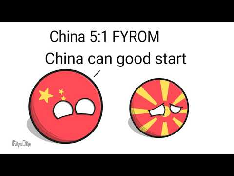 World cup 2038 prediction in countryballs