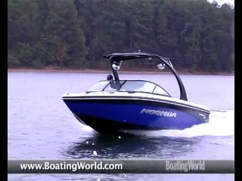 Moomba - Read the Full Review Here - http://www.boatingworld.com/BoatTests/Article/Moomba-Mobius-LSV Along the learning curve of the serious wakeboarder, a little pai...