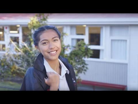 Glenfield College: Our School - New Zealand (видео)
