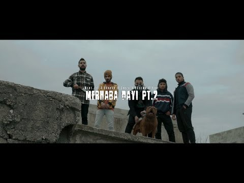 Mert Ali - Merhaba Dayı P2 (feat. Hünkar X Groza X Hükema X Kenz) BeatBy.Anthy