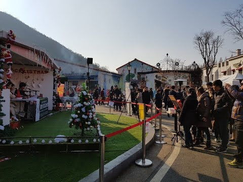 담빛 라디오스타 12월 30일 담양산타축제 야외생방송 2탄