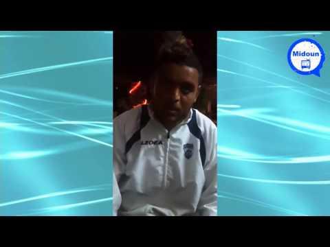 تصريح لاعب الأمل الرياضي بجربة مروان بسير بعد مقابلة الرديف