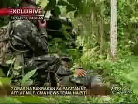 milf ambush philippine marines basilan2 (видео)
