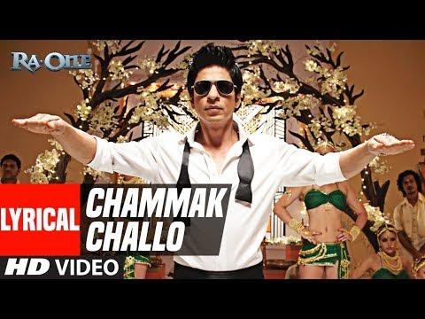 Lyrical: Chammak Challo | Ra One | ShahRukh Khan | Kareena Kapoor