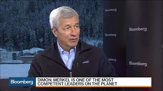 Jamie Dimon Says He's Not for