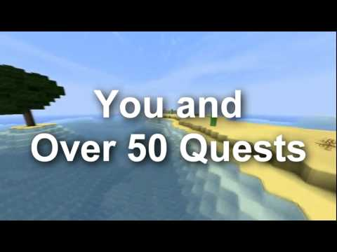 Minecraft Map Trailer - Citadels of Send (Survival and adventure map) by Biscviton