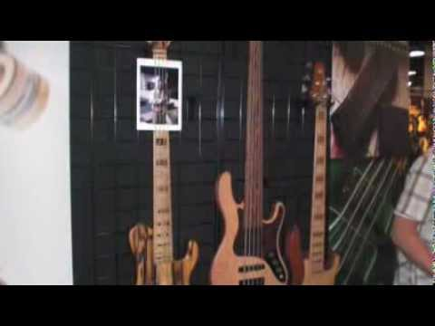 Bass Musician Magazine - Bass Musician Magazine NAMM 2013 Photos Part 1 
