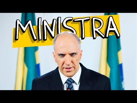 Escolhidos novos ministros para o Brasil