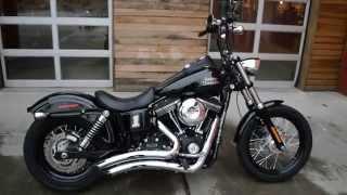 7. 2015 Harley-Davidson FXDB Dyna Streetbob (302631)